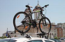 Cykelholder til bil med 1 cykel