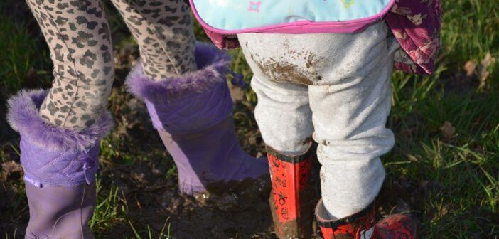 Gummistøvler til børn