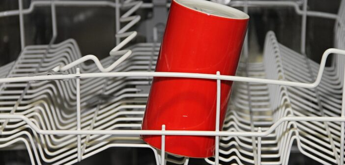 Smal opvaskemaskine på 45 cm