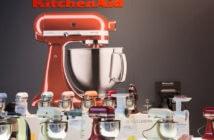 KitchenAid tilbehør og maskiner
